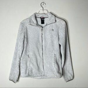 Women's fleece Northface jacket. Size small